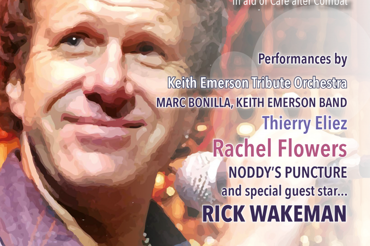 Keith Emerson - A Musical Celebration of His Life