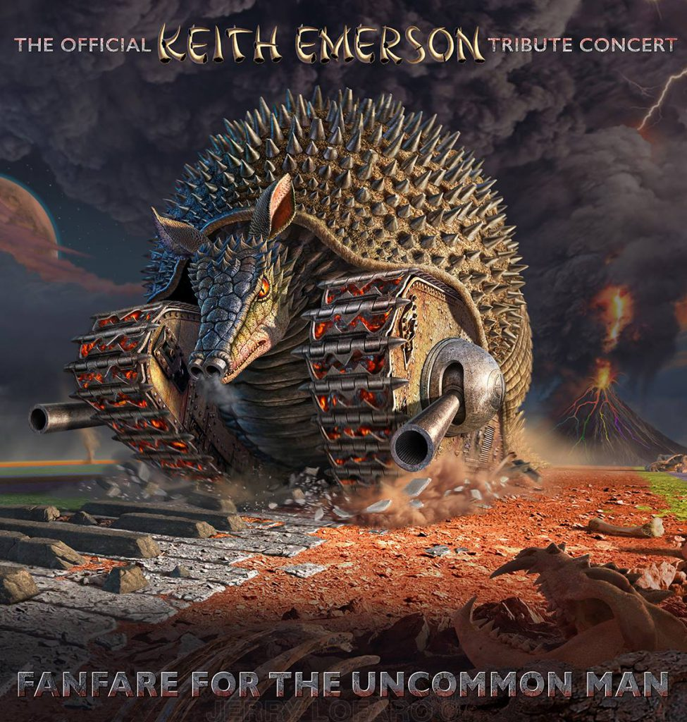 the official keith emerson tribute dvd rachel flowers